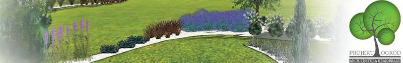 Schematy elementów ogrodu wśród gratisów do projektów domów
