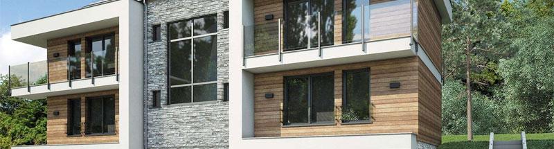 Nowe propozycje projektów domów dla deweloperów
