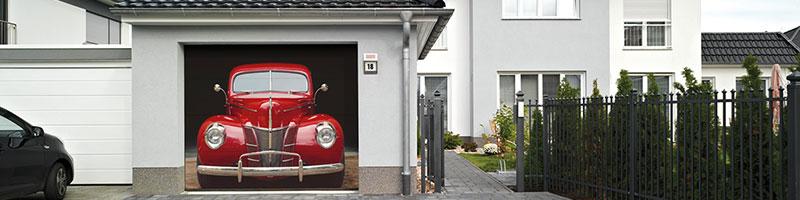 Hörmann oferuje nowe powierzchnie bram garażowych