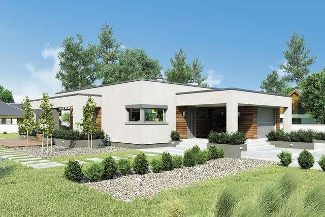 Projekt domu Sardynia II
