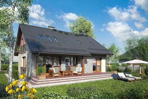 Projekt domu Roland II