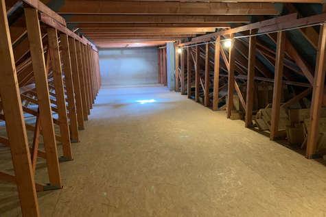 Projekt domu Nevada II w budowie