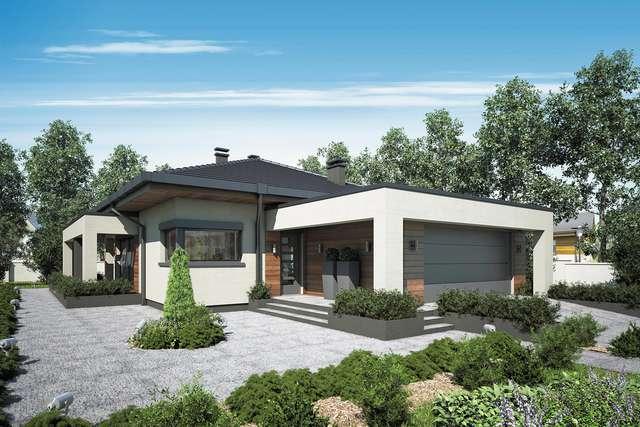 Projekt domu Sardynia Plus