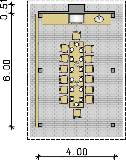 rzut - Projekt A 100