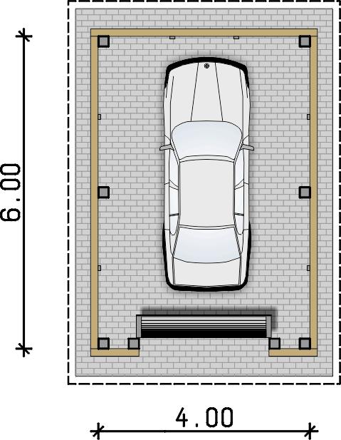rzut - Projekt A 102