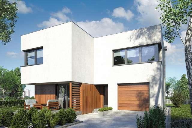 Projekt domu Karioka