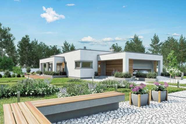 Projekt domu Sardynia III