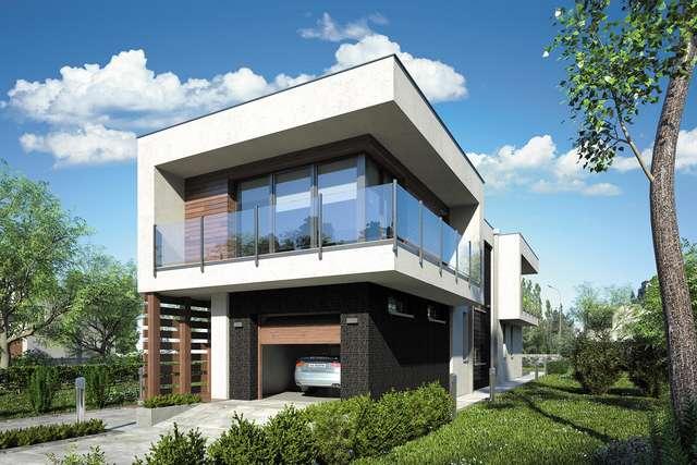 Projekt domu Modern House