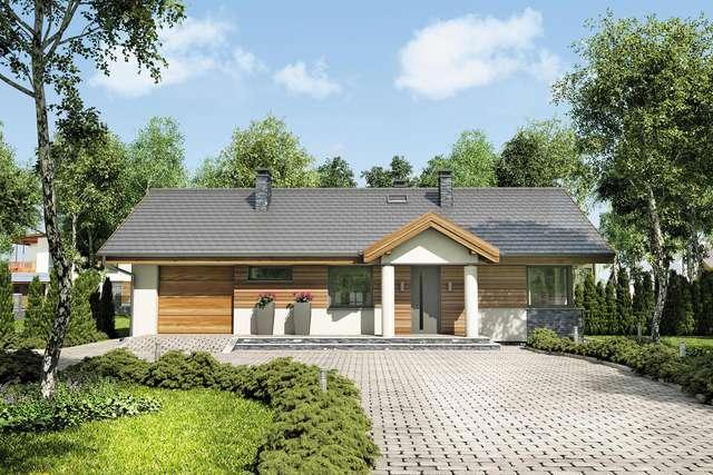 Projekt domu Zorba VII