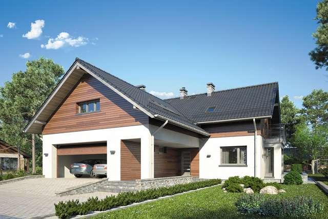 Projekt domu Merlot