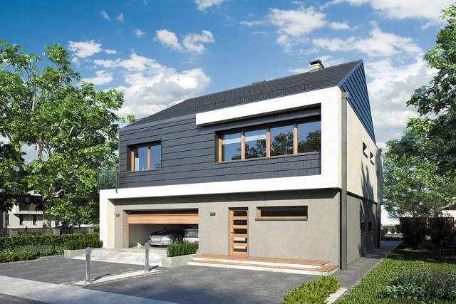 Projekt domu New House III
