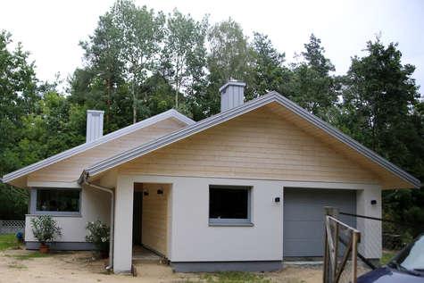Projekt domu Kos - realizacja