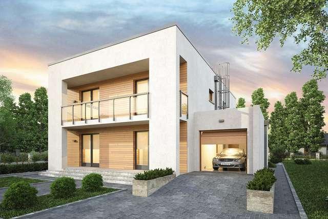 Projekt domu Ramabox III NF40