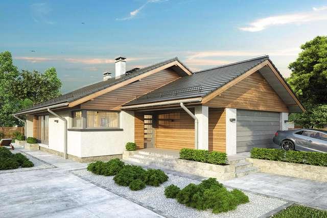 Projekt domu Pliszka II