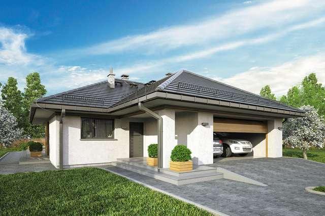 Projekt domu Winona II
