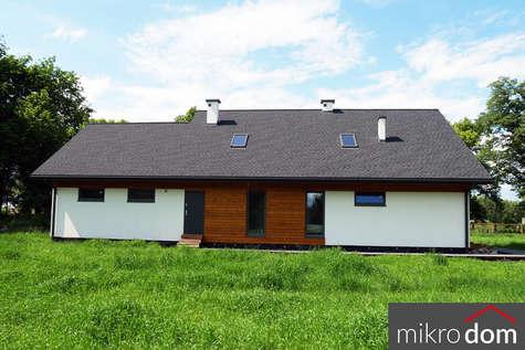 Projekt domu Merlin SP SZ - realizacja