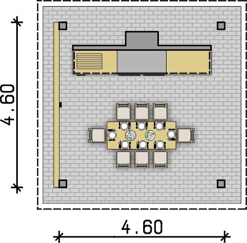 rzut - Projekt A 105