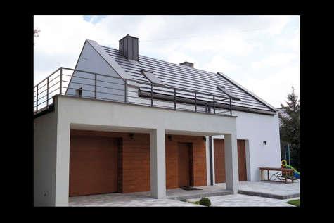 Projekt domu Rumba II - realizacja