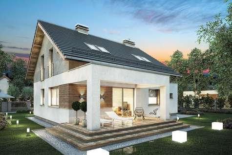 Projekt domu Ola
