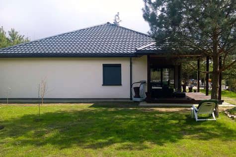 Projekt domu Merida SZ - realizacja