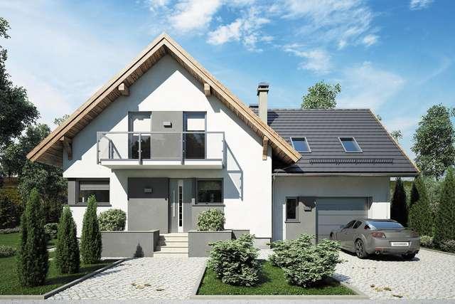 Projekt domu Agawa VI