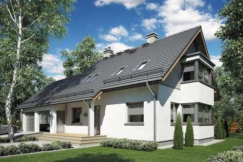 Projekt domu Kombi Plus