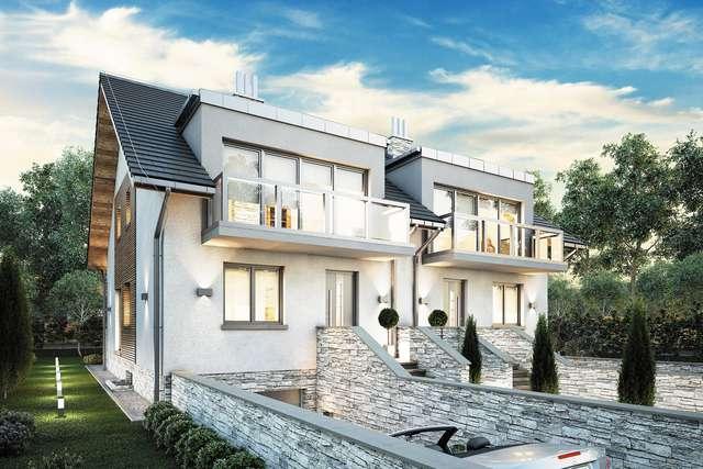 Projekt domu Tandem III