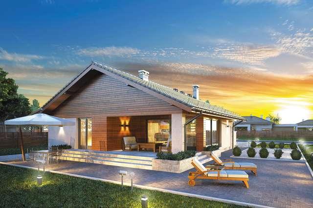 Projekt domu Pliszka IV