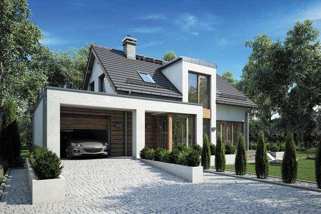 Projekt domu Rumba III