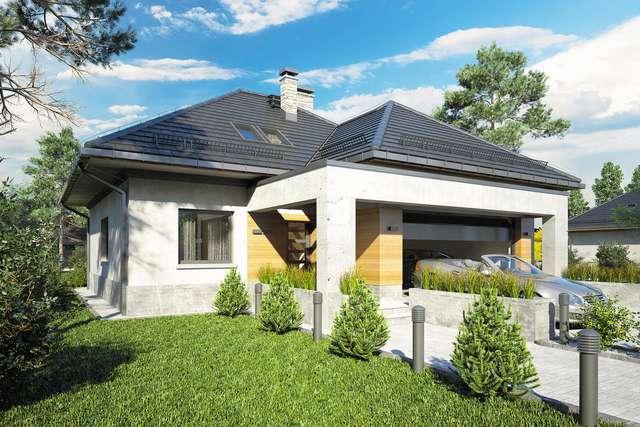 Projekt domu Fado V