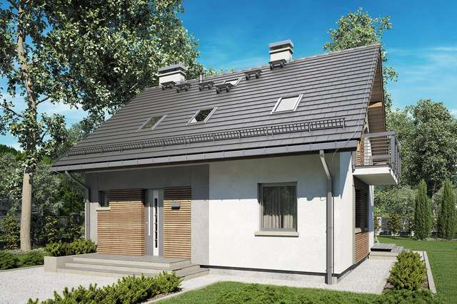 Projekt domu Ada III