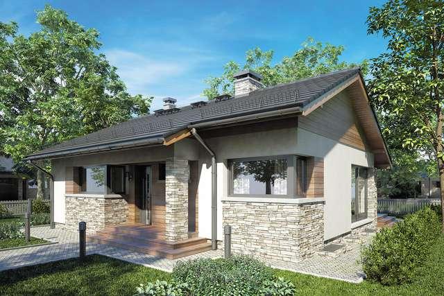 Projekt domu Ricardo Plus