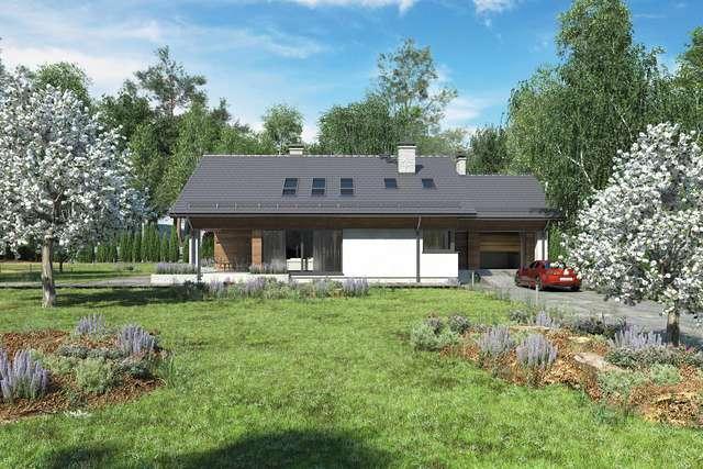 Projekt domu Kos Plus