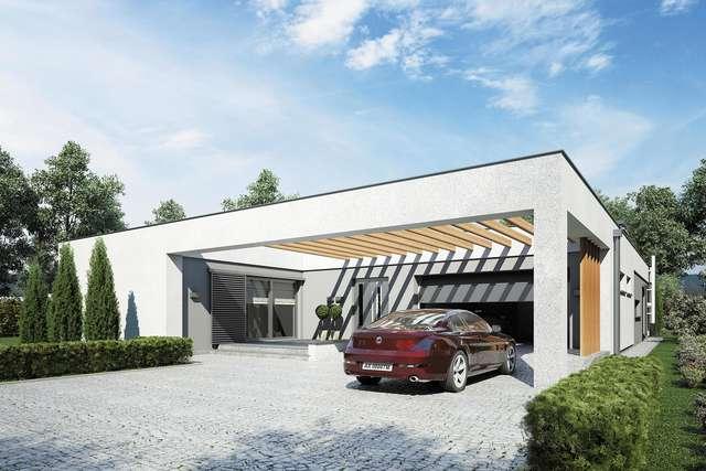 Projekt domu Horizontal III