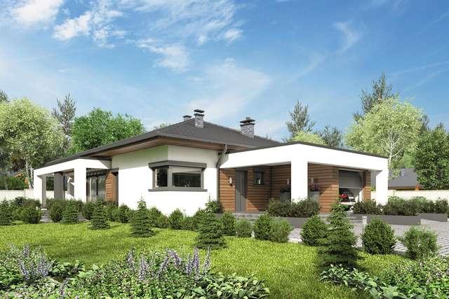 Projekt domu Sardynia IV Bis