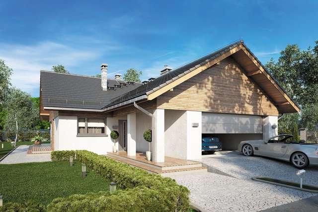 Projekt domu Winston XVI SZ