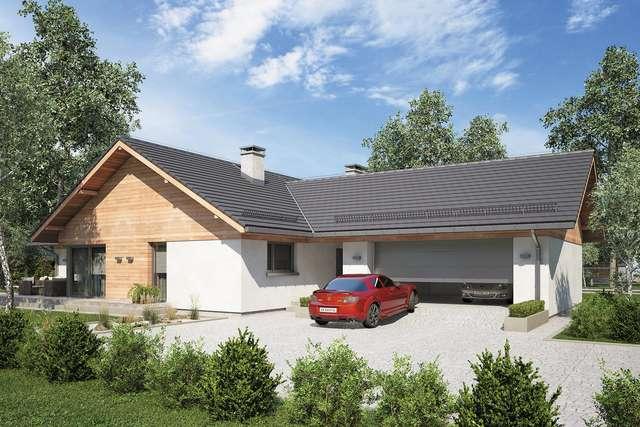 Projekt domu Winston XVII