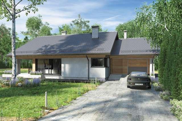 Projekt domu Kos VII