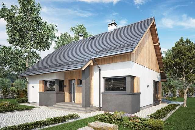 Projekt domu Roy IV SZ