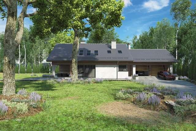 Projekt domu Kos Plus II