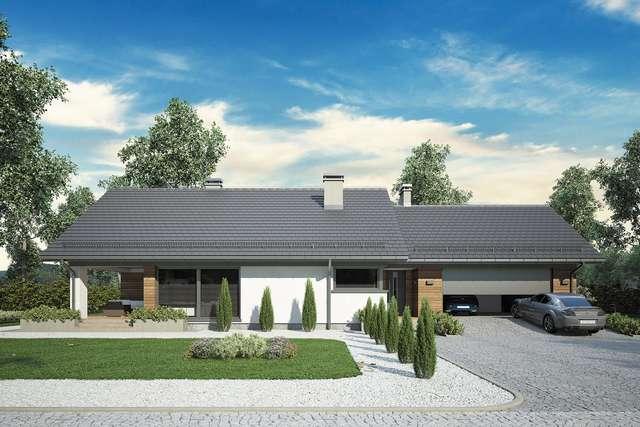Projekt domu Kos Mini