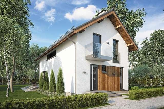 Projekt domu Bruno II