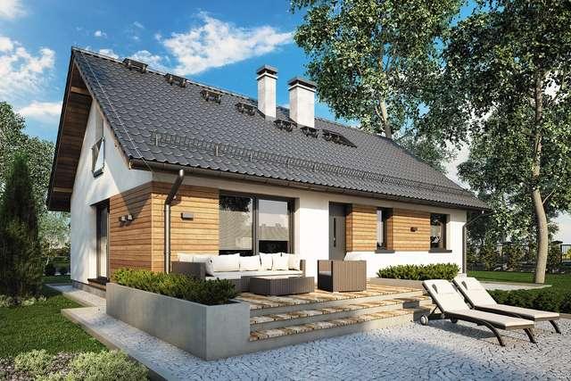 Projekt domu Aurora Midi III