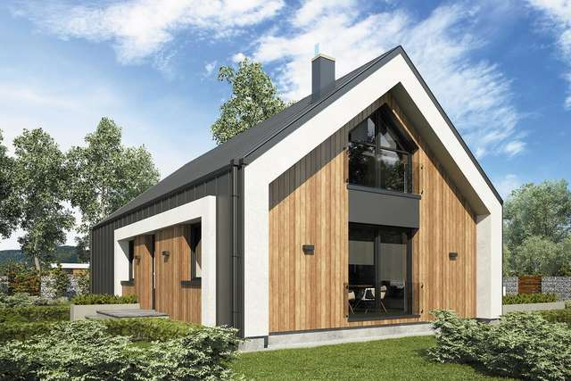 Projekt domu Aurora Midi III BIS