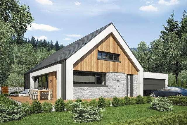 Projekt domu Lopez