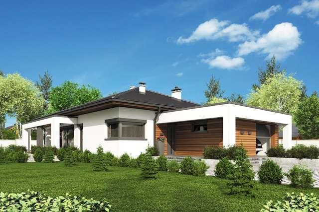 Projekt domu Sardynia XI