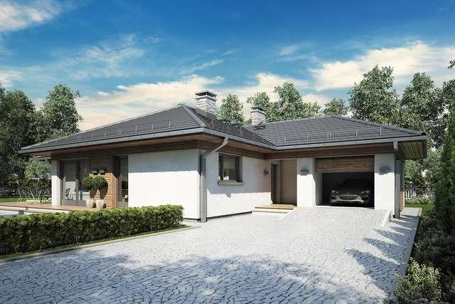 Projekt domu Merida II