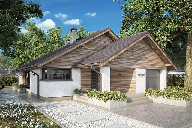 Projekt domu Pliszka IX