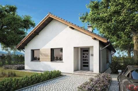 Projekt domu parterowego ADAM - wizualizacja 2