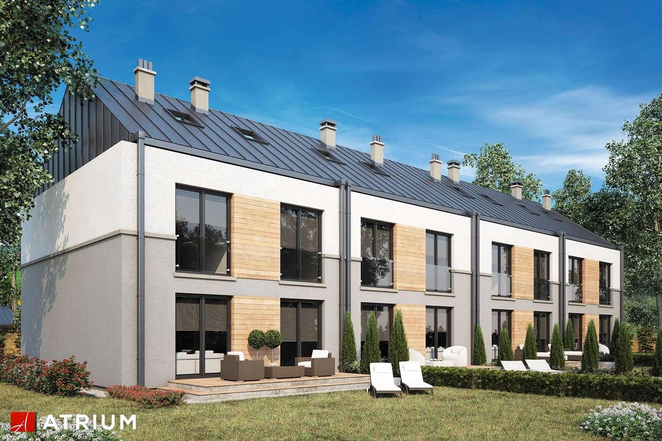 Projekty domów - Projekt domu piętrowego TORINO II - wizualizacja 2